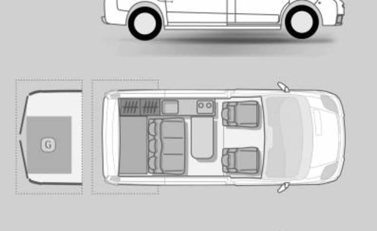 Adria – Renault Adria 3 way