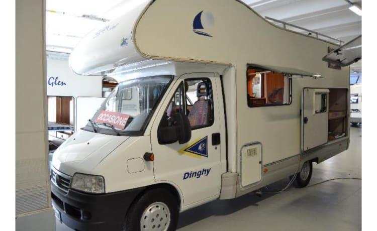 Manuel – 7 seater camper