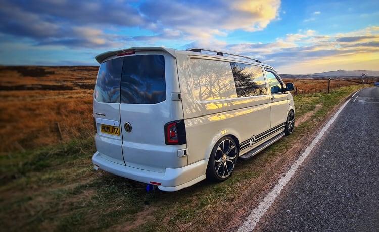 Dreamrider – VW t5 Campervan