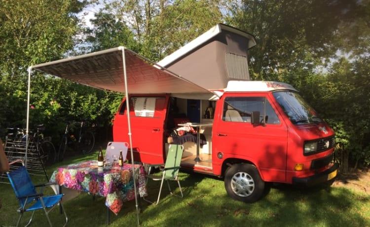 My Dreams – Leuke Oude VW Camper
