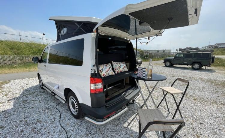 Nederland – Volkswagen Transporter T5 automaat airco