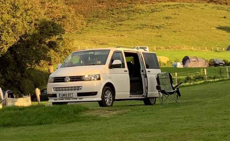 Georgia – 2-4 Berth 2015 VW Camper