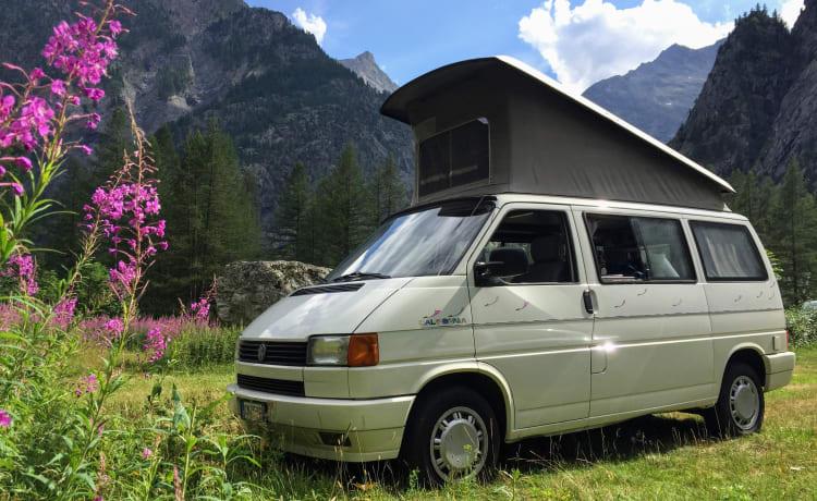 La Furgoneta – Volskwagen T4 California Westfalia