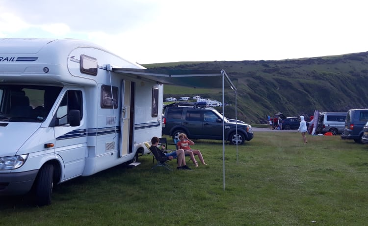 SUXi – SUXi - iMotorhome  and Off Grid Glamping