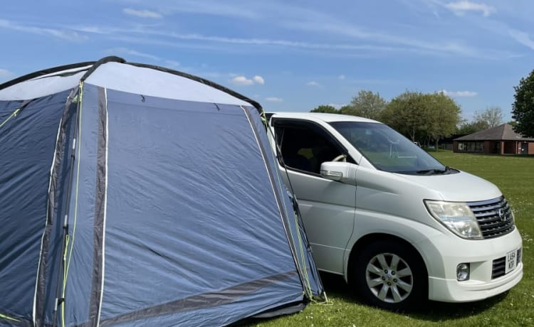 Elgrand  – Perfect for Access to Wales, Peak District and the Lake District