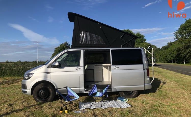 Mana – Take Mana the T6 VW Camper on an adventure of your own!