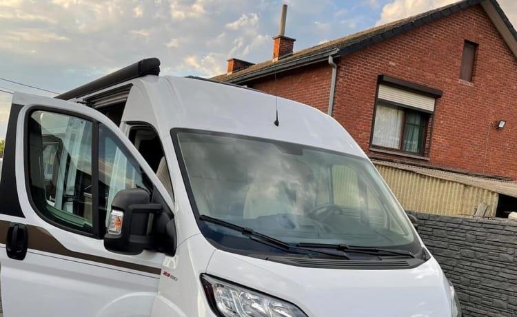 BusCamper Bavaria - 3 persons + 1 dog