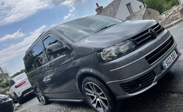Nomad – VW T5.1 Transporter for hire....