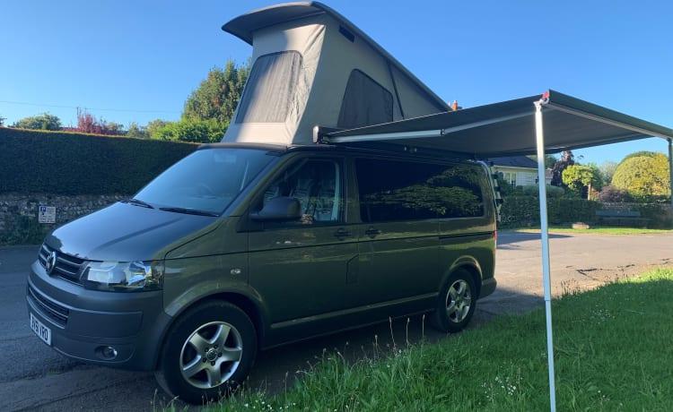 Teddy – Volkswagen 2011 Transporter T5 Camper Van