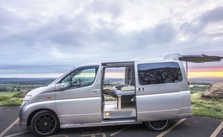EV van – Sustainable campervan