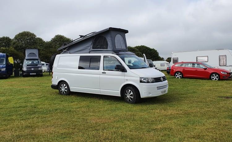 Reiver – Volkswagen T5 Campervan