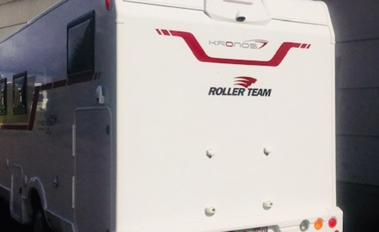 Very nice and new Roller Team Kronos 284 T2