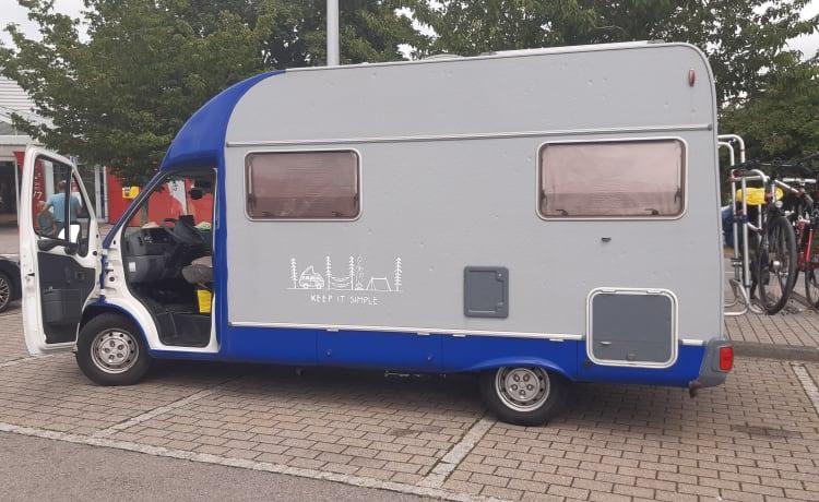 Nice pimped camper