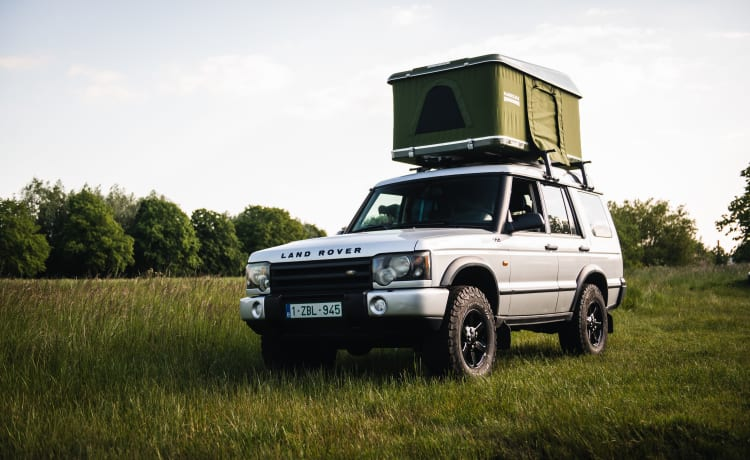 Piere – Stoere Discovery 2 Expeditie Face Lift