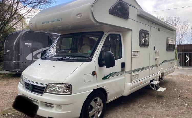 Bessie – Familie camper