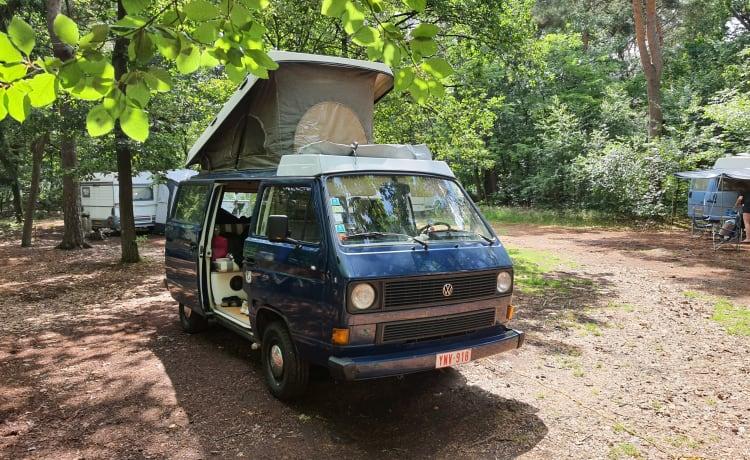 Westy – Volkswagen VW T3 Westfalia 1.6tdi
