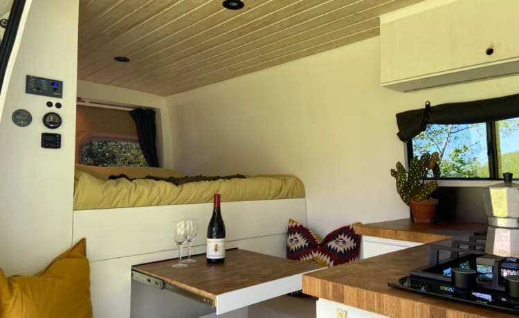 Tiny home on wheels - Crafter Camper