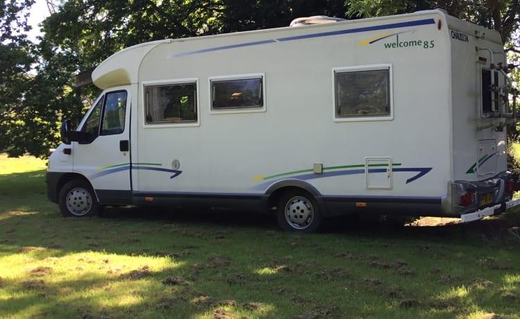 Chausson 85 camper