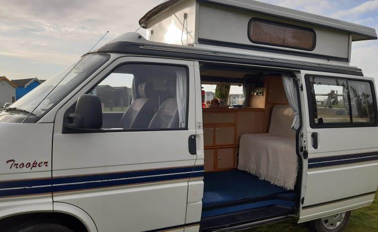 Hector – Klassiek pop-top VW T4