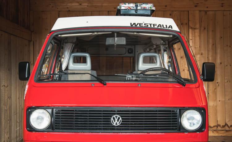 Frea – Mi BUlli Vw T3 Westfalen