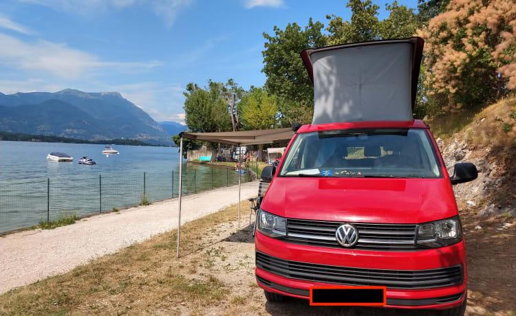 Costinha – VW California Coast 2016
