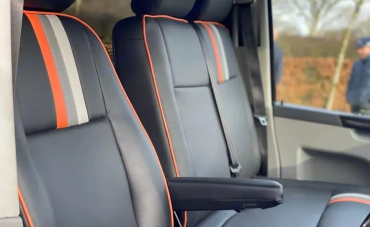 Padmé – Padmé de VW Camper Van