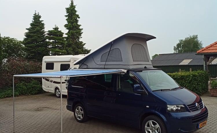 VW Transporter multivancamp