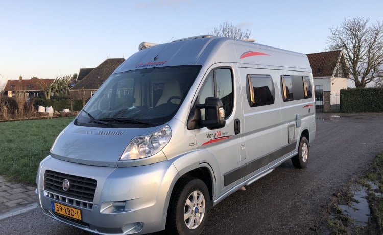 Bus camper Challenger Van 3 now Challenger Van 2