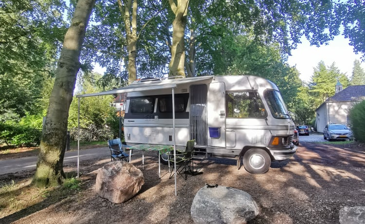 Chico – Super-The-Fun Hymer retro camper