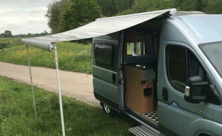 MATATU – Bus Compatto Completo Camper Possl Duo