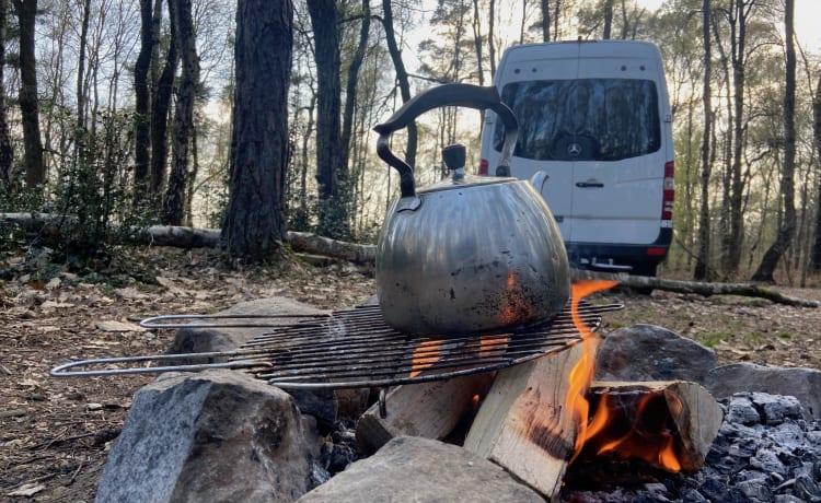 Ocifer – Onopvallende Mercedes Gezinscamper