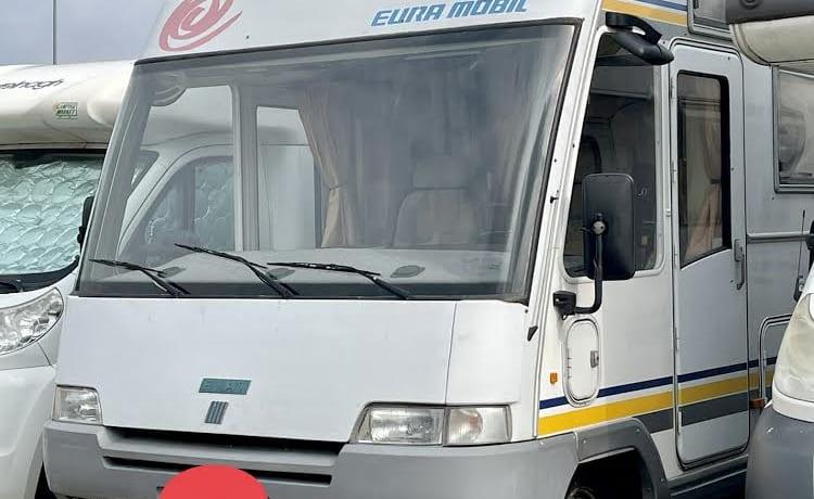 Eura Mobil - Rijbewijs C