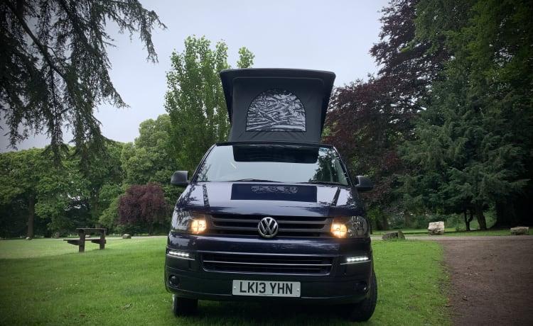 Volkswagen Transporter T5.1 Automaat DSG 4-persoons camper