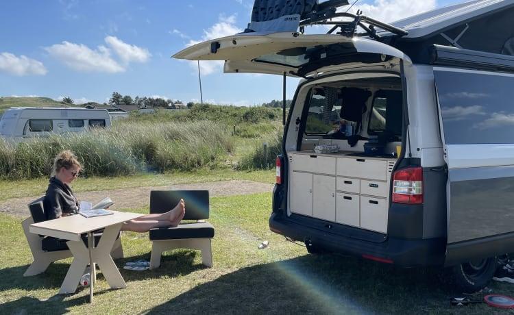 Tough Offroad Camper | 2 pers.
