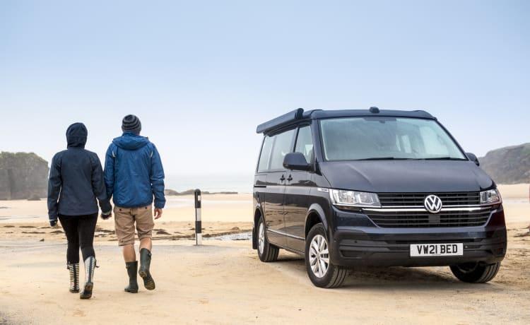 Coast – Volkswagen California Coast 6.1.2021
