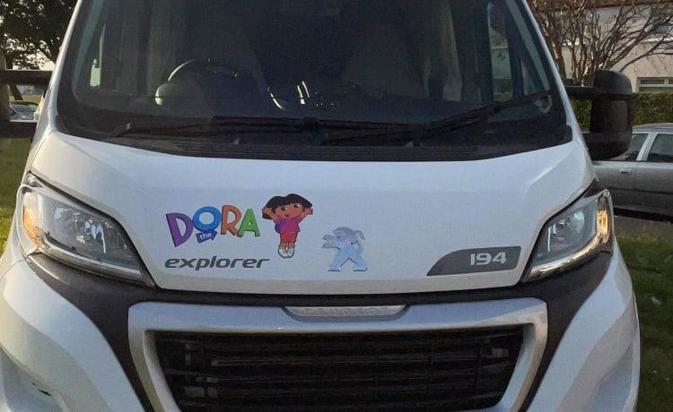 Dora – Dora the Explorer Elddis 194