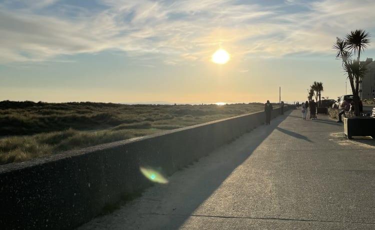 Aaliyas adventurer – ruim thuis ver van huis