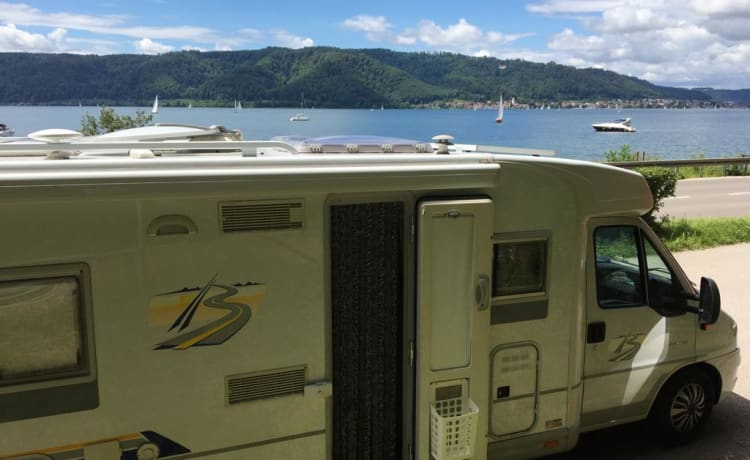 2go – Very nice 6 person family camper