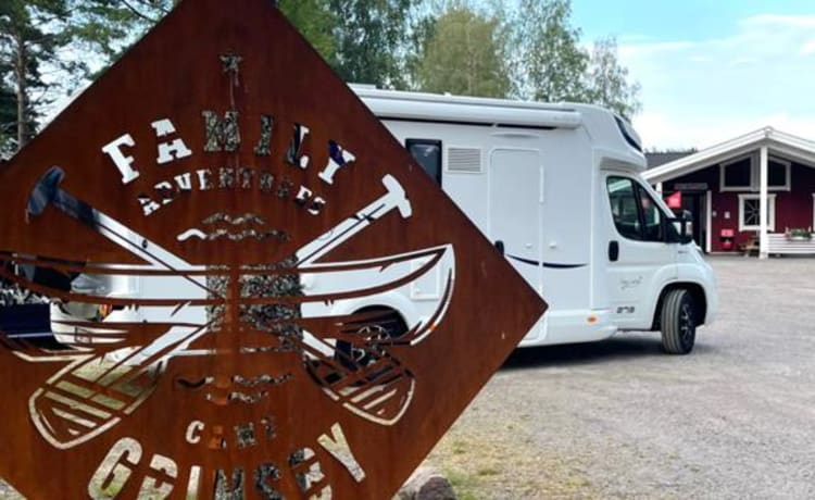 McLouis Discovery 273 model 2021