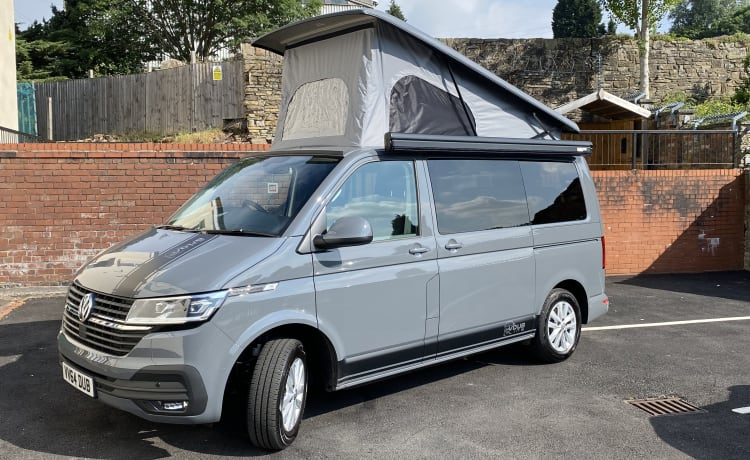 Betsy – VW Transporter T6.1 4-persoons camper