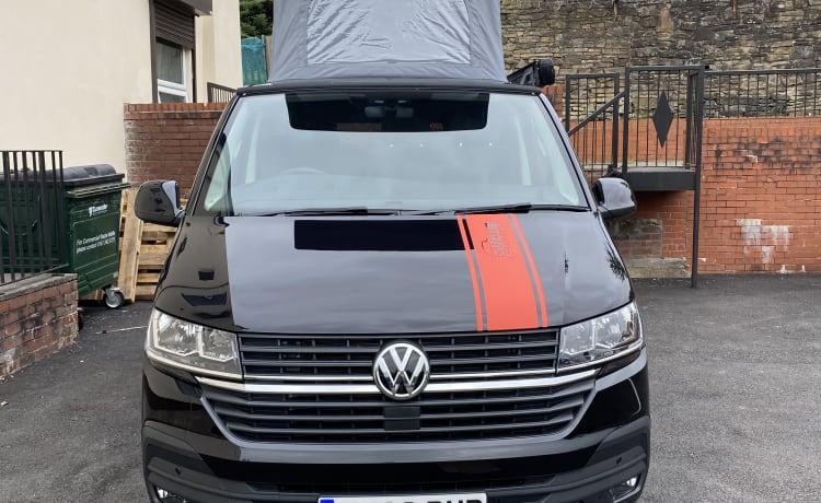 Tilly – VW Transporter T6.1 4-persoons camper