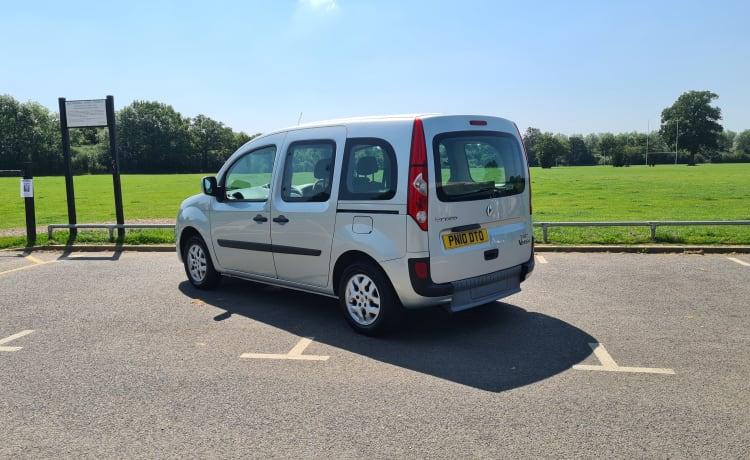 Pino – Renault Kangoo Micro Camper