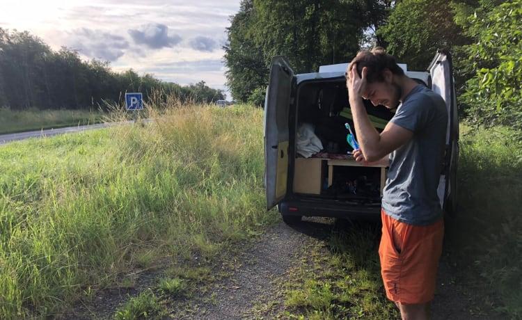 Appa – Compacte Renault buscamper