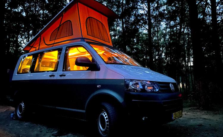 Binkie – Unieke en duurzame Volkswagen Transporter