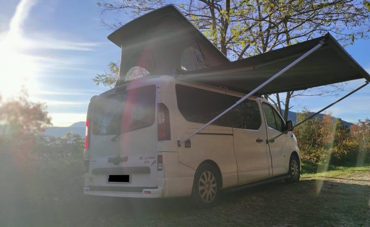 SiSi – Campervan off-grid ontwerp voor uw meest gepassioneerde reizen