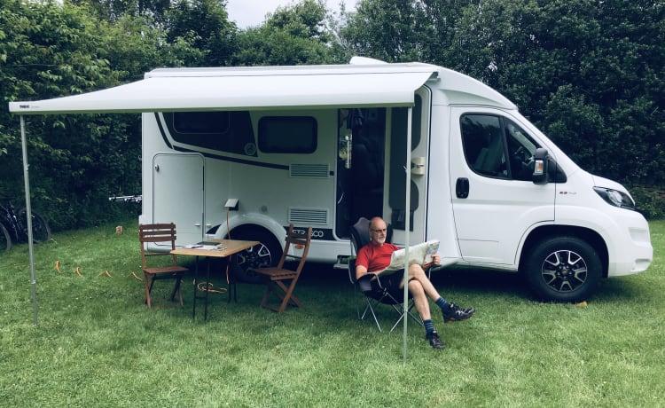 Joey – Nuovissimo camper a due posti letto