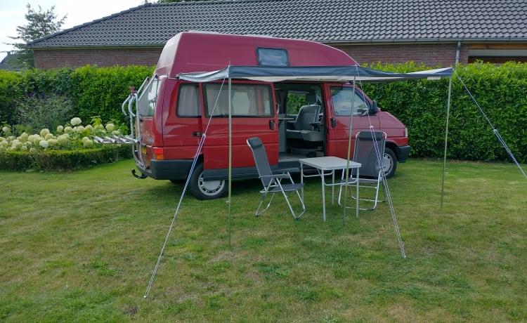 Toedeloe! – VW California Westfalia - 4 persoons camper