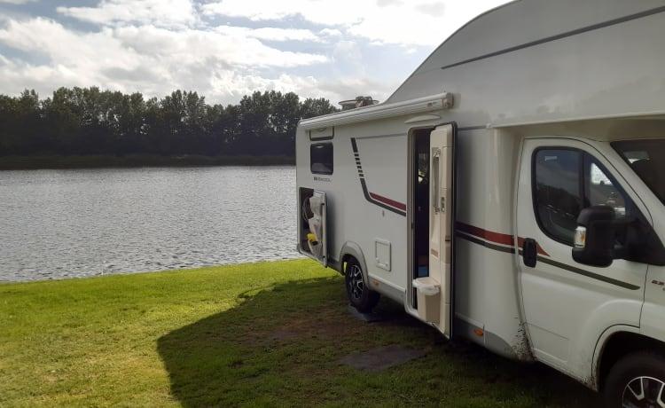 Lowietje – Heerlijk complete (gezins)camper