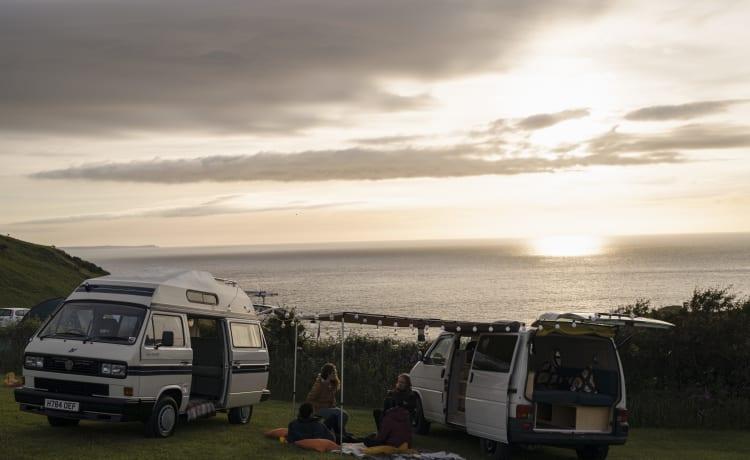 VW T25 Autosleeper Camper (Noord-Devon)
