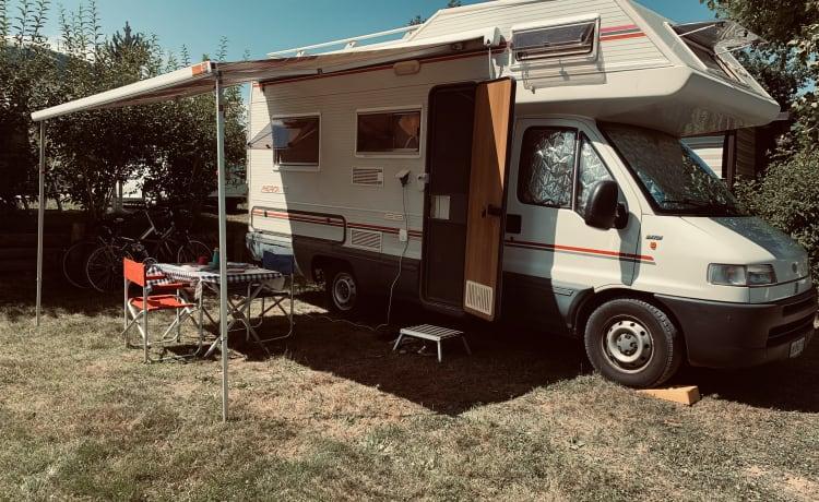 Camper Arca 307